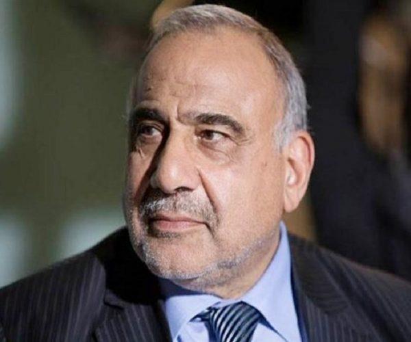 نخست وزیر عراق استعفا کرد