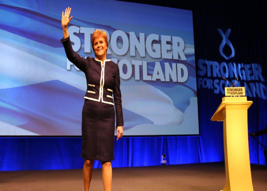 وزیر اول اسکاتلند از استقلال حرف می زند