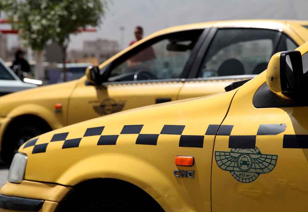 نرخ کرایه تاکسی افزایش پیدا نمی کند
