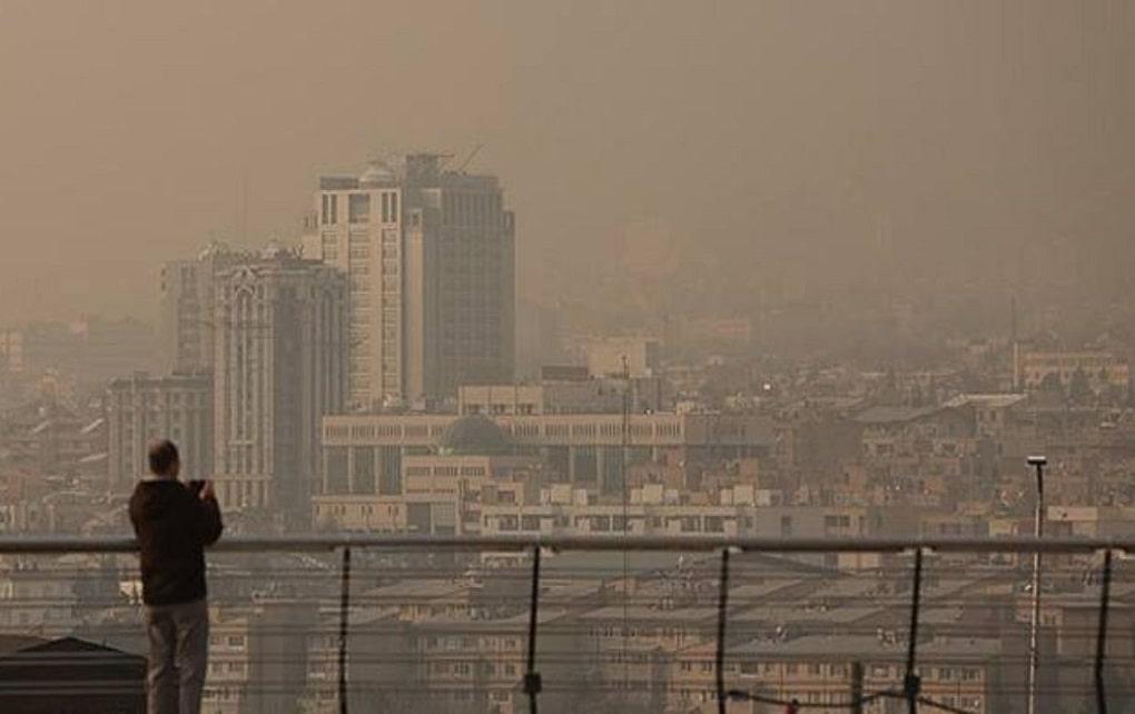 آلودگی هوا و اجرای طرح ترافیکی