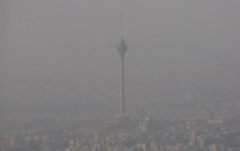 آمار مصدومین آلودگی هوا