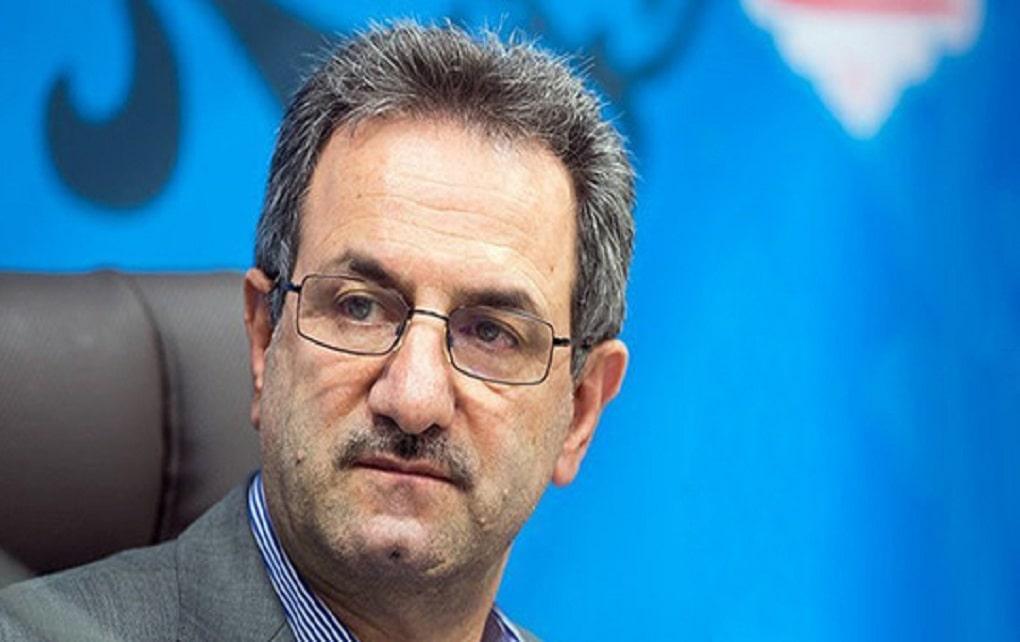 جلسه بررسی منابع بوی نامطبوع تهران