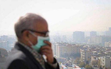 سازمانهای انتشار دهنده بوی نامطبوع تهران