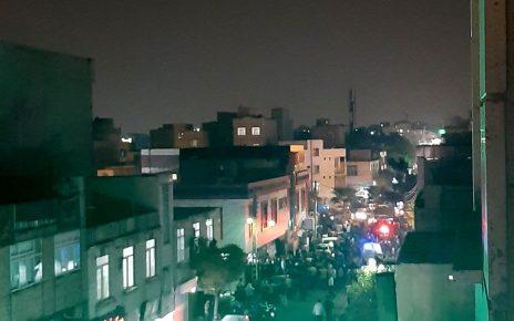 تیراندازی مرگبار در تهران