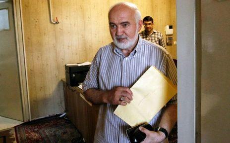نامه ديوان محاسبات به احمد توکلی