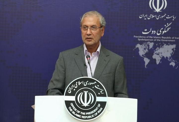 اظهارات سخنگوی دولت در نشست خبری درباره کشته شدگان آبان ۹۸