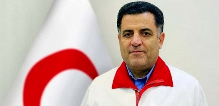 بازداشت رئیس سازمان جمعیت هلال احمر