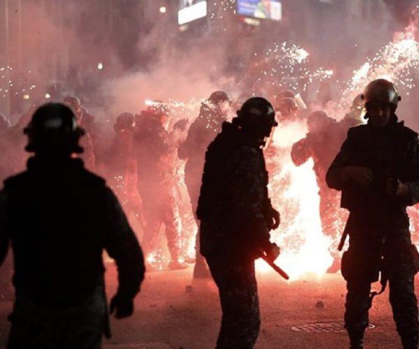 درگیریهای شدید در بیروت