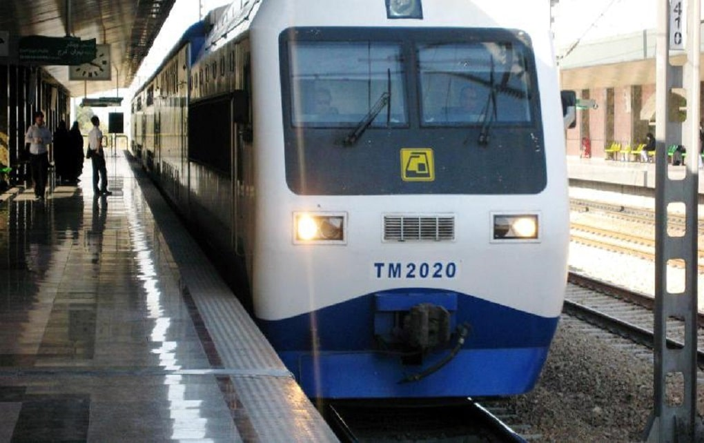 قطار برقی گلشهر کرج-هشتگرد