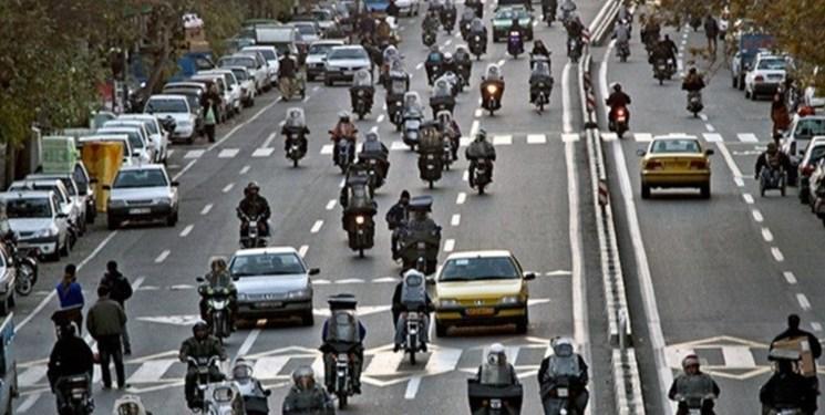گواهینامه موتورسیکلت بانوان