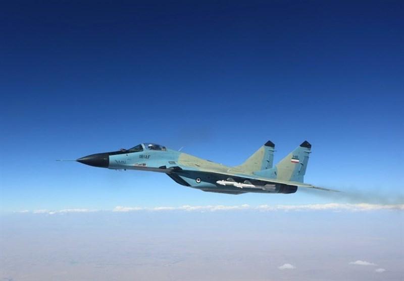 سقوط یک فروند جنگنده میگ-۲۹ ارتش/ شهادت خلبان تائید شد