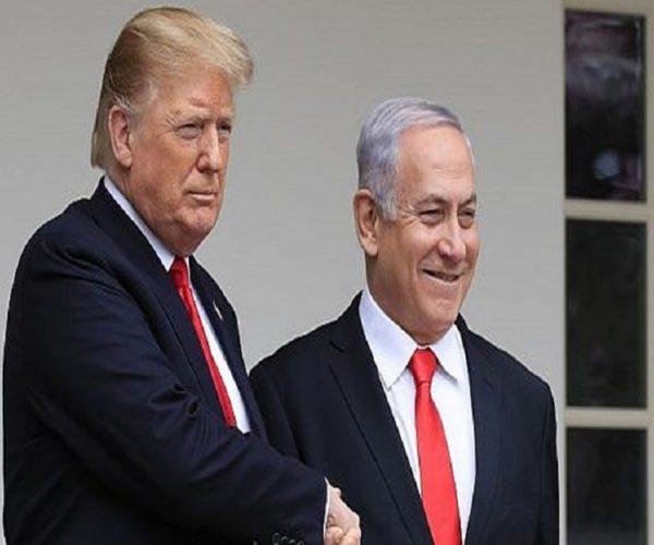 دیدار دونالد ترامپ و بنیامین نتانیاهو
