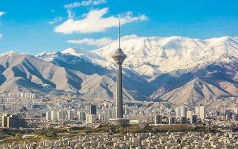 کیفیت هوای استان تهران