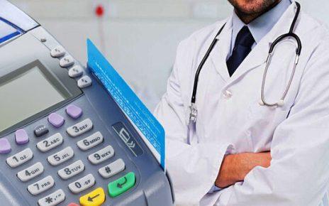 لزوم استفاده پزشکان از کارت خوان
