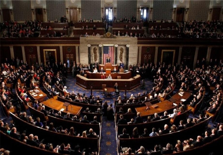 کنگره امریکا قانون جدید علیه دولت چین تصویب کرد