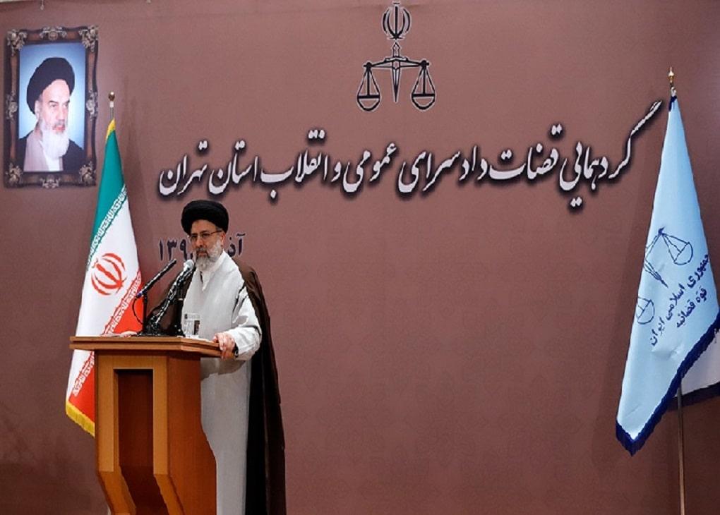 آیت الله رئیسی: بازداشت متهم با هدف جمعآوری اسناد و مدارک ممنوع است