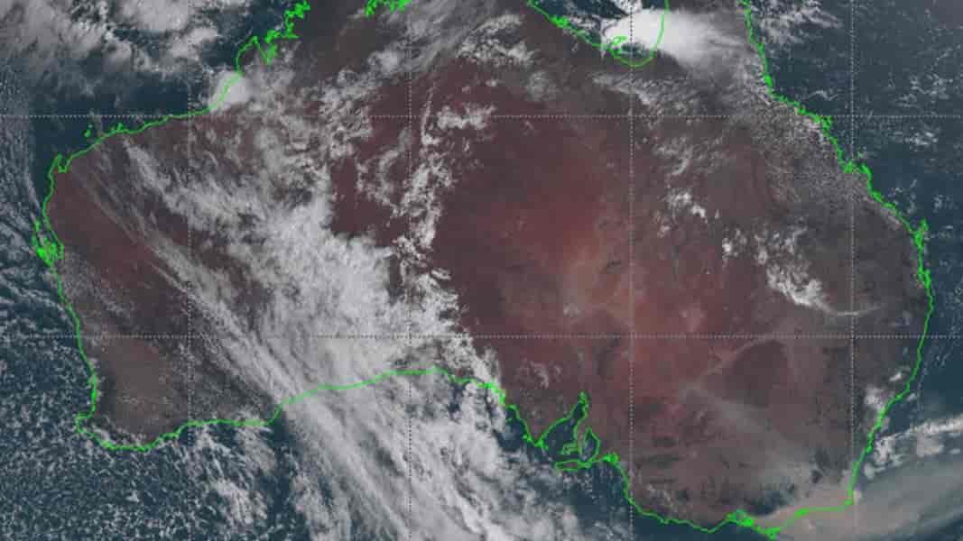 وسعت آتش سوزی استرالیا