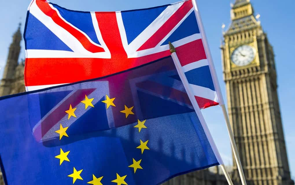 تصویب برگزیت در پارلمان اروپا