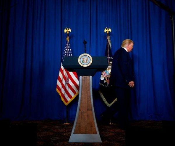 لغو جلسه ترامپ با موضوع ایران