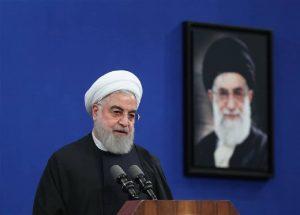 اظهارات روحانی درباره سقوط هواپیمای مسافربری