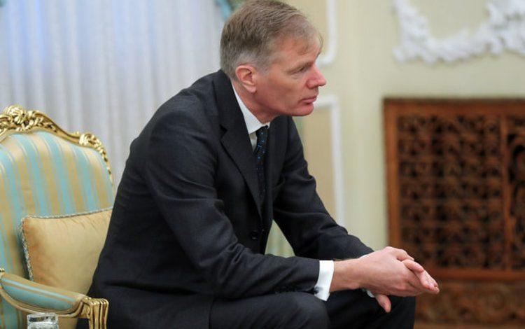 خروج سفیر انگلیس از ایران