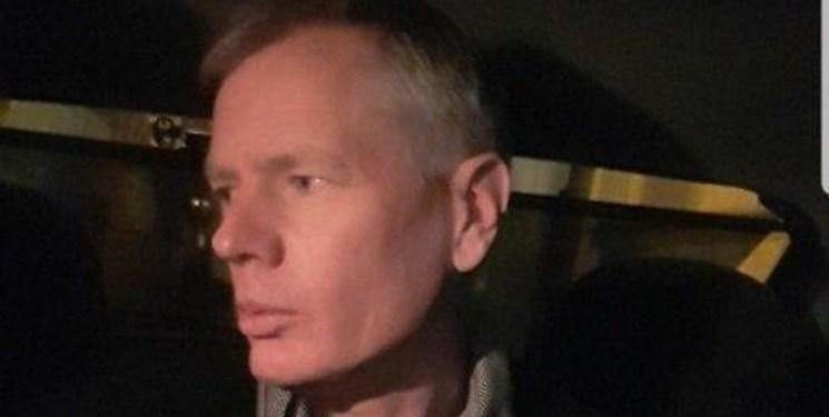 سفیر انگلیس بازداشت شد