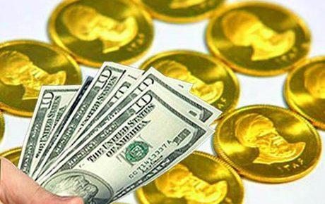 قیمت دلار و سکه 19 دی