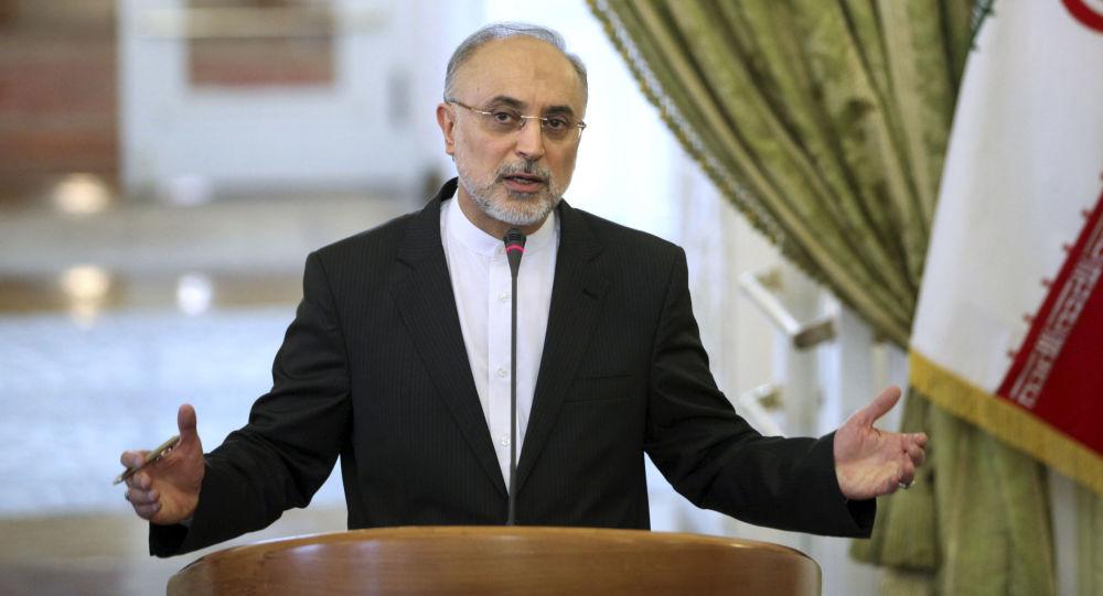 آمریکا علیاکبر صالحی را تحریم کرد