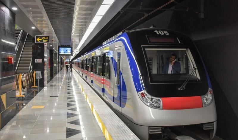 متروی تهران فردا رایگان است