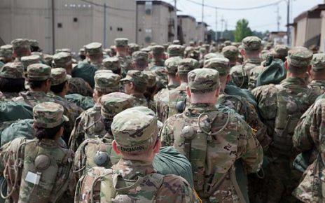 قانون اخراج نیروهای آمریکایی