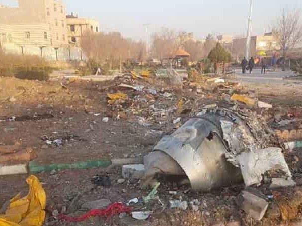 علت سقوط هواپیما بوئینگ 737