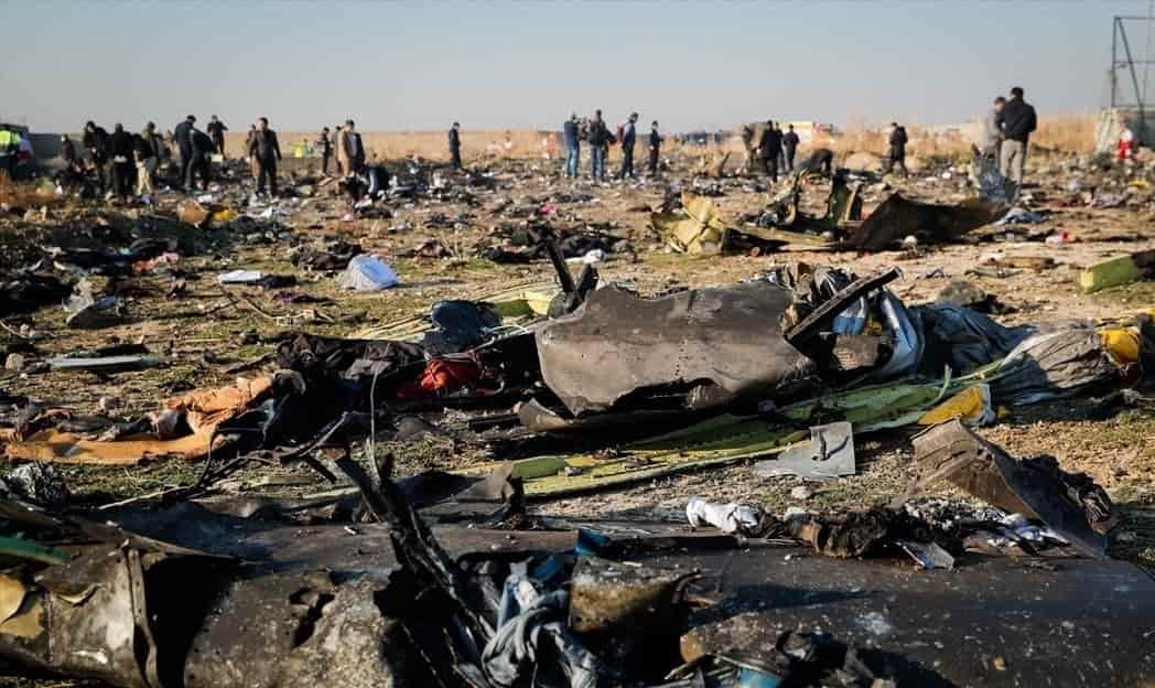 گزارش های اولیه بررسی سقوط هواپیمای اوکراینی منتشر شد