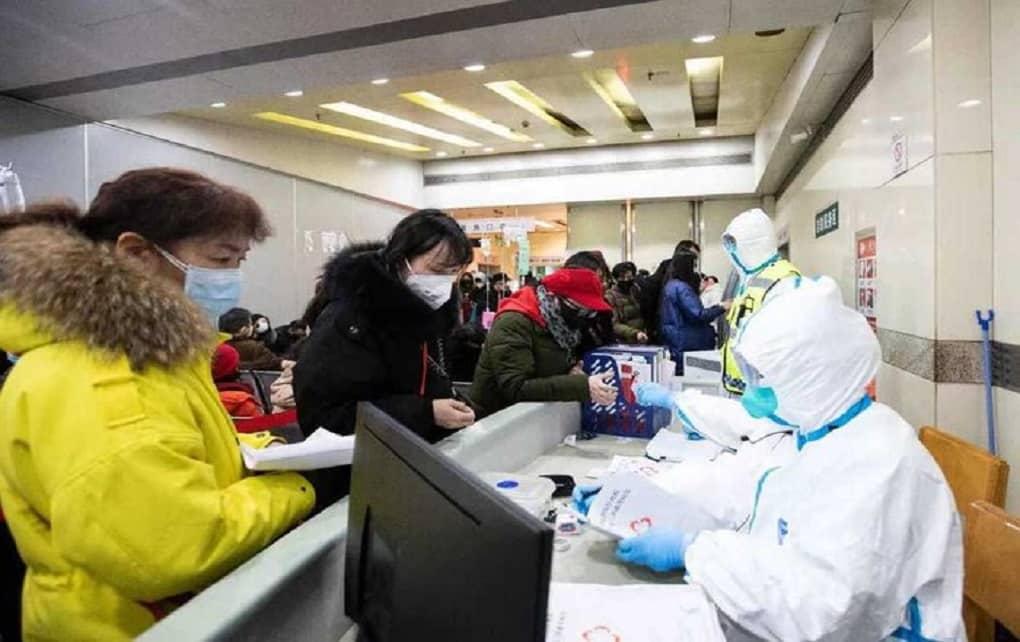 افزایش قربانیان ویروس کرونا در چین