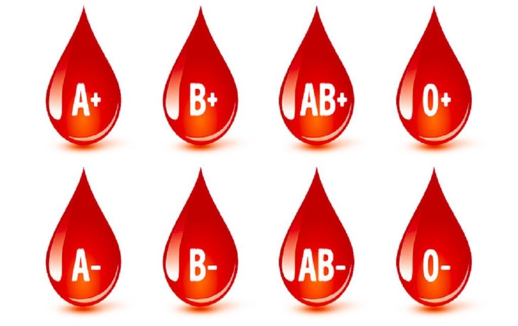 گروه خونی اکثر ایرانیها چیست؟