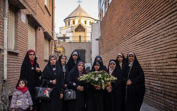 کریسمس 2020 در مجیدیه تهران