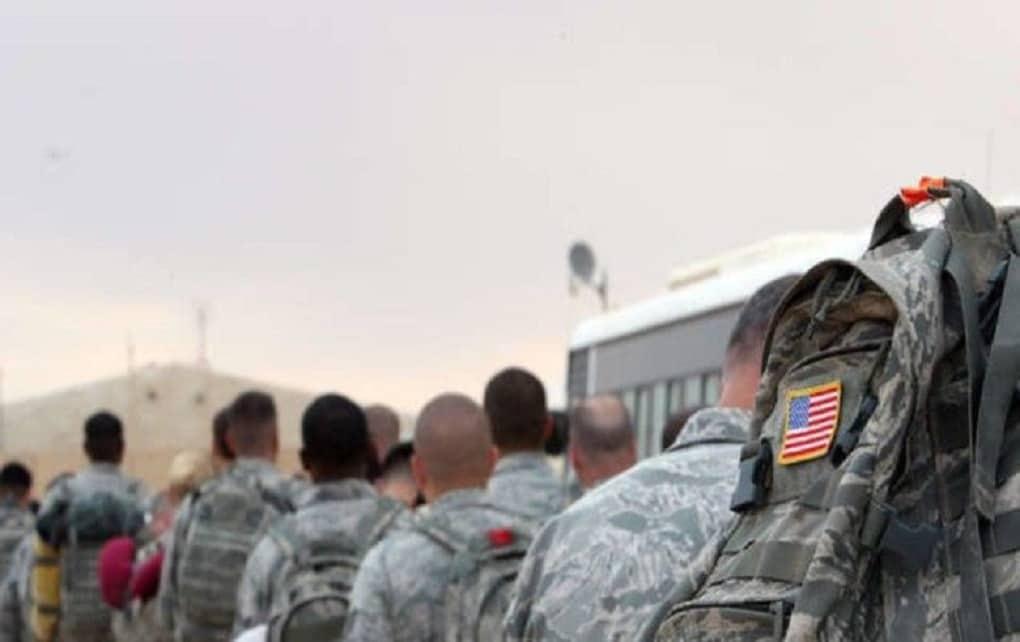 خروج نظامیان آمریکا از 15 پایگاه