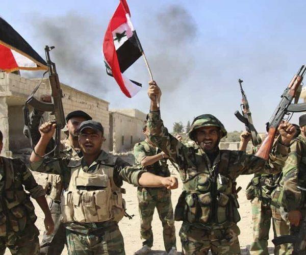 حلب به طور کامل آزاد شد