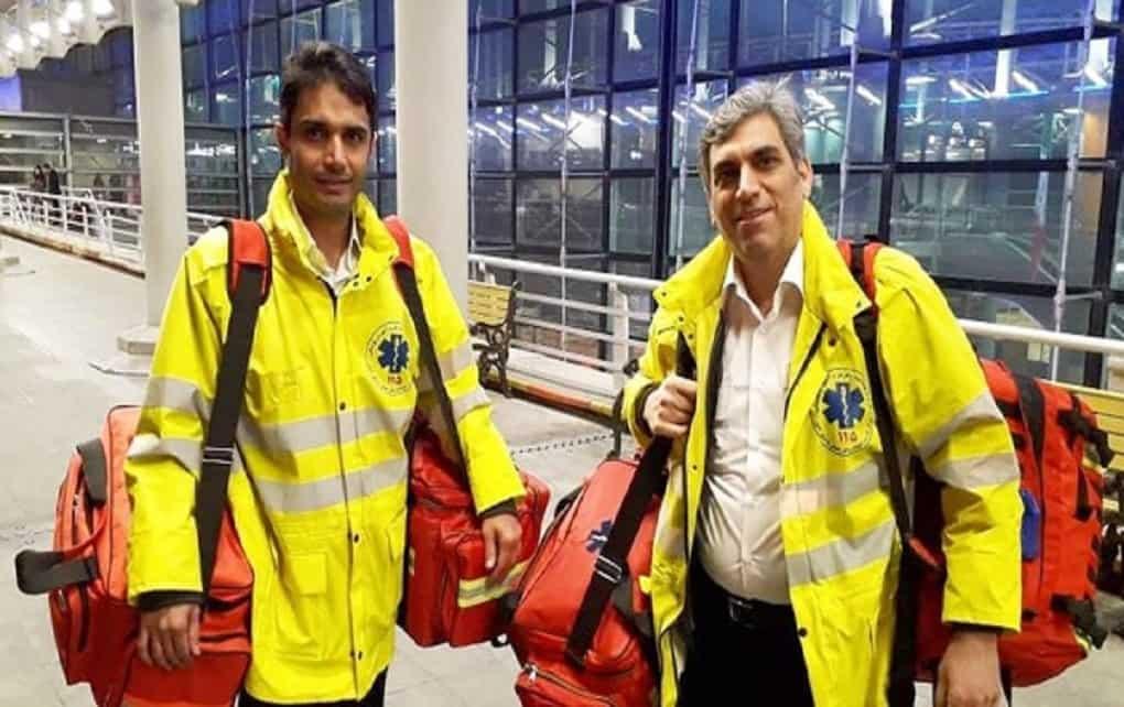 اعزام تیم اورژانس برای بازگشت ایرانیان ساکن ووهان
