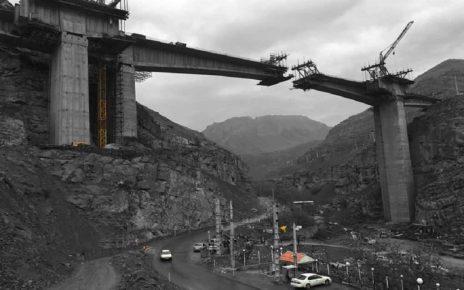 عبور و مرور از آزادراه تهران-شمال