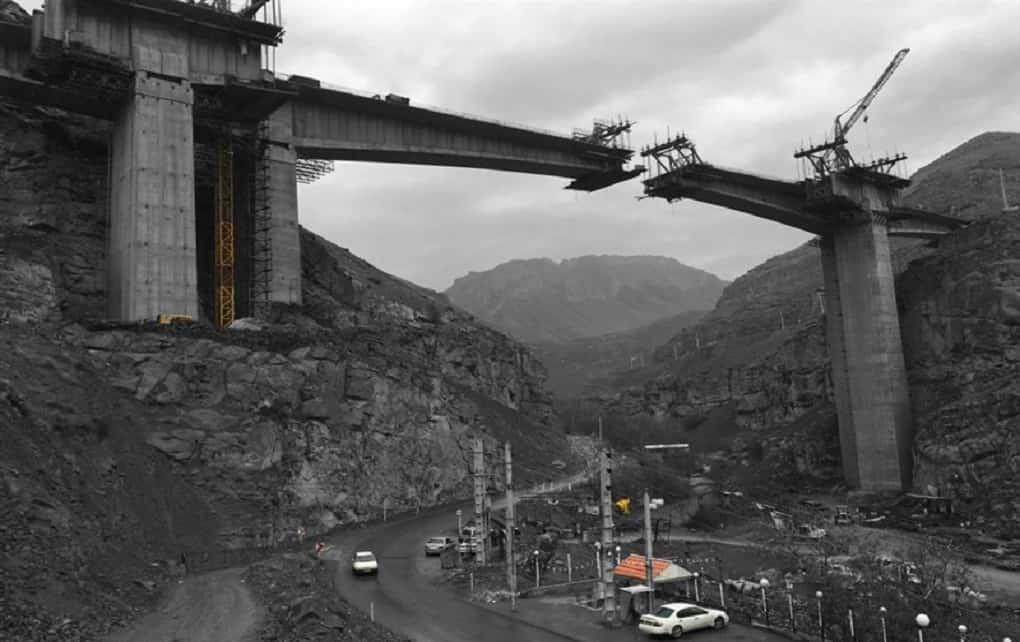 عبور و مرور از آزادراه تهران-شمال از امروز آغاز شد