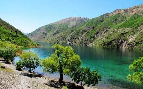 دریاچه گهر اشترانکوه لرستان