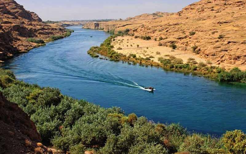 دریاچه ی شهیون خوزستان