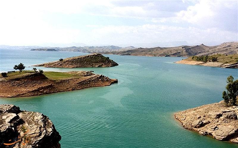 دریاچه ی شهیون