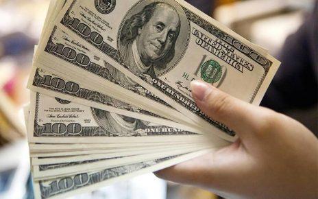 قیمت هر دلار آمریکا