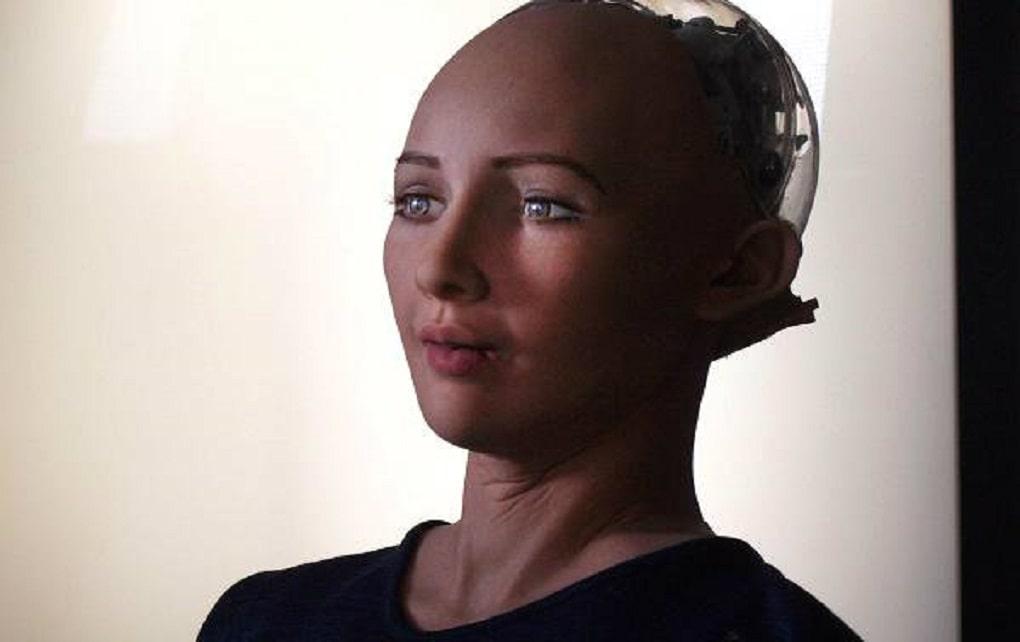 ربات احساسی