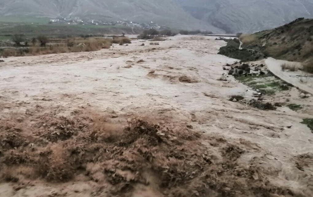 موج دوم سامانه بارشی در لرستان تا غروب امروز
