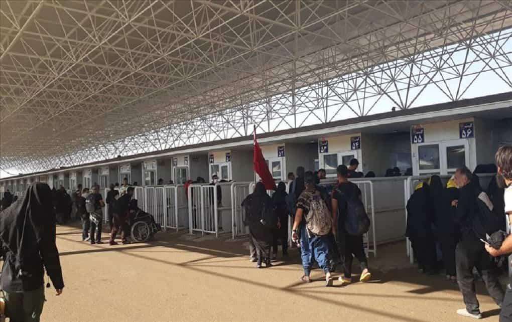 مدیریت گمرک ایلام از بسته شدن مرز مهران خبر داد