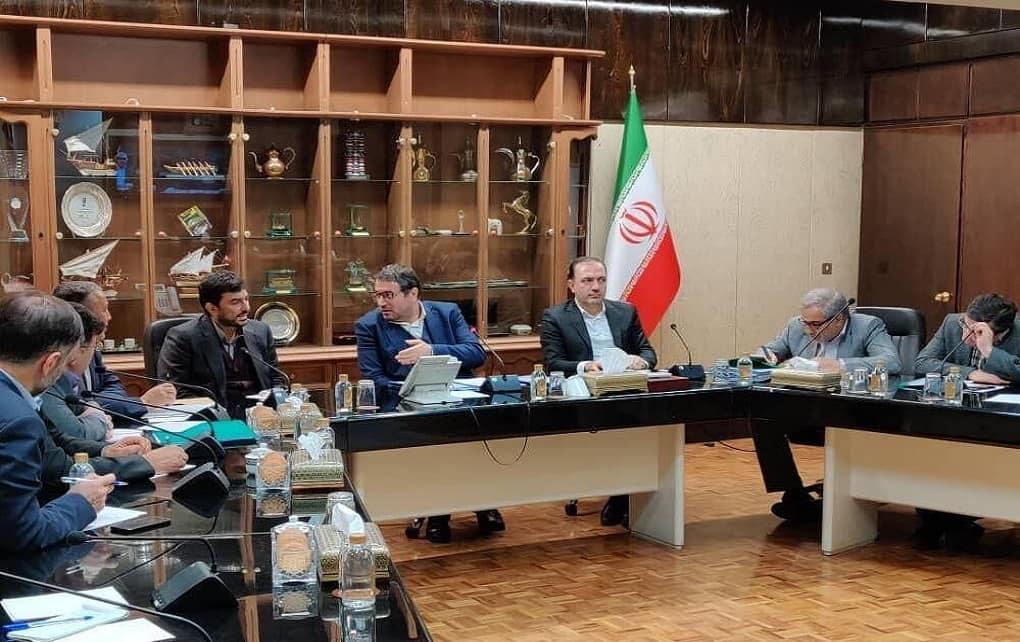 جلسه ستاد مقابله با کرونا در وزارتصنعت تشکیل شد