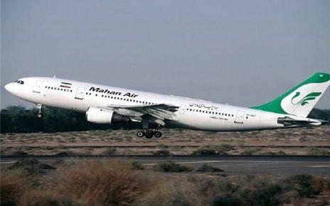 پروازهای مستقیم ایران به چین