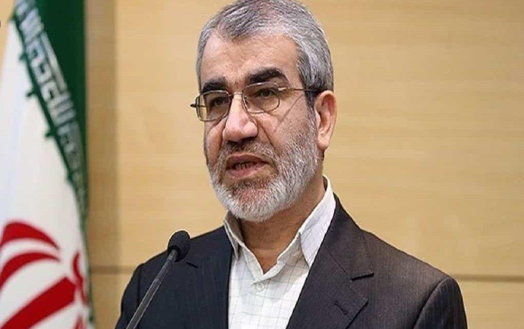 کدخدایی در نشست خبری 12 بهمن